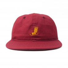 "WHIMSY ""RIP STOP CLUB HAT"" -burgundy-"