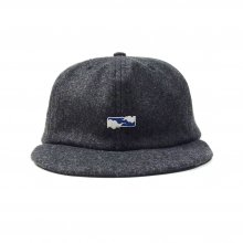 <img class='new_mark_img1' src='https://img.shop-pro.jp/img/new/icons14.gif' style='border:none;display:inline;margin:0px;padding:0px;width:auto;' />THE COLOR WOOL ONE CAP KAMI Colaboration -charcoal gray-