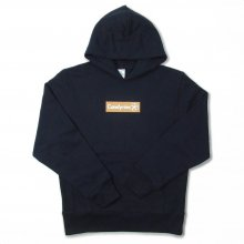 <img class='new_mark_img1' src='//img.shop-pro.jp/img/new/icons14.gif' style='border:none;display:inline;margin:0px;padding:0px;width:auto;' />CANDYRIM -wareline- BOX LOGO PULLOVER HOODIE sidepanel -navy-