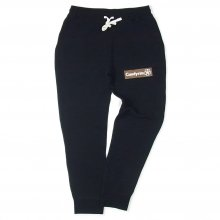 CANDYRIM -wareline- BOX LOGO SWEAT PANTS -black-