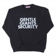 PEEL&LIFT GGS SWEAT JUMPER -black-