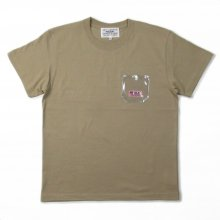 PEEL&LIFT PVC pocket Tshirt