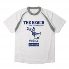 O3 RUGBY GAME wear & goods THE BEACH rugby boys dry TEE
