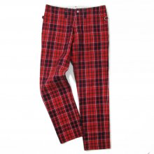 <img class='new_mark_img1' src='//img.shop-pro.jp/img/new/icons14.gif' style='border:none;display:inline;margin:0px;padding:0px;width:auto;' />PEEL&LIFT TARTAN ARMY TROUSERS N/L
