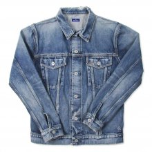 DENIM BY VANQUISH & FRAGMENT Remake 3rd Denim Jacket.
