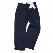 "THE OVERALLS ""CHINOS""-navy-"