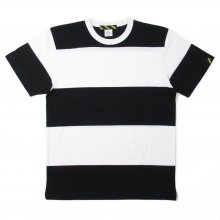<img class='new_mark_img1' src='//img.shop-pro.jp/img/new/icons14.gif' style='border:none;display:inline;margin:0px;padding:0px;width:auto;' />TRAD MARKS OLD 15 BOEDER TEE -black-