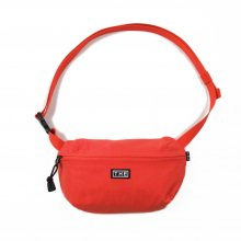 THE COLOR FIELD POUCH L -orange-