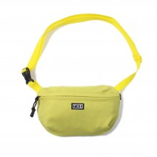 THE COLOR FIELD POUCH L -yellow-