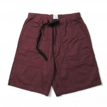 <img class='new_mark_img1' src='//img.shop-pro.jp/img/new/icons14.gif' style='border:none;display:inline;margin:0px;padding:0px;width:auto;' />Hombre Nino EASY BAKER SHORTS -burgundy-