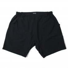 THE FABRIC EAZY NYLON SHORTS -black-