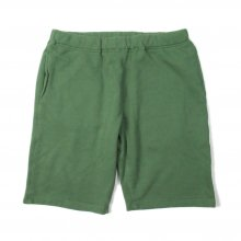 THE FABRIC GAME SHORTS -green-