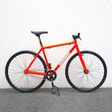 BROOKLYN MACHINE WORKS / GANGSTA v4 - Neon Orange