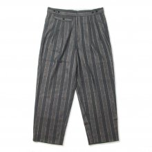 <img class='new_mark_img1' src='//img.shop-pro.jp/img/new/icons14.gif' style='border:none;display:inline;margin:0px;padding:0px;width:auto;' />PEEL&LIFT STRIPE PEGTOP TROUSERS