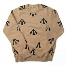 "AKA SIX simon barker ""JUMP SWEAT SHIRT ARROW"""