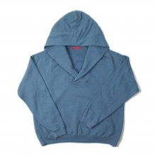 "THE MERMAID ""HOODIE SWT"" -blue-"