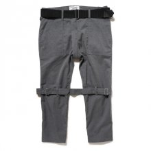<img class='new_mark_img1' src='//img.shop-pro.jp/img/new/icons14.gif' style='border:none;display:inline;margin:0px;padding:0px;width:auto;' />PEEL&LIFT BONDAGE TROUSERS MODERN -gray-