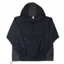 SAYHELLO CITY ANORAK PARKA -black-