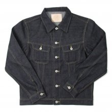 "THE BLUEST OVERALLS ""WEST DENIM JACKET"""