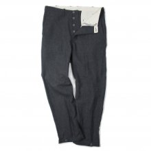 <img class='new_mark_img1' src='https://img.shop-pro.jp/img/new/icons14.gif' style='border:none;display:inline;margin:0px;padding:0px;width:auto;' />【L のみ】THE FABRIC WOOL PARACHUTE PANTS -gray-