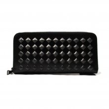THE COLOR STUDS PURSE -black-