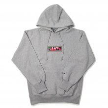 <img class='new_mark_img1' src='//img.shop-pro.jp/img/new/icons14.gif' style='border:none;display:inline;margin:0px;padding:0px;width:auto;' />SAYHELLO HOT EMBROIDERY HEAVY HOODIE -heather gray-
