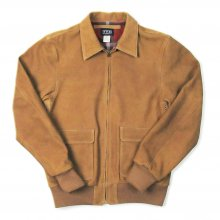THE FABRIC T-2 LEATHER -beige-