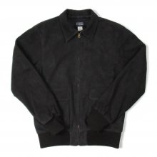 THE FABRIC T-2 LEATHER -chacoal-