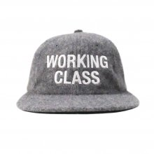 <img class='new_mark_img1' src='//img.shop-pro.jp/img/new/icons14.gif' style='border:none;display:inline;margin:0px;padding:0px;width:auto;' />THE COLOR  WORKING CLASS CAP wool -gray-
