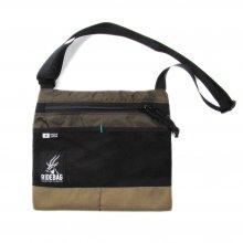 RIDE BAG SACOSHE -olive rip-
