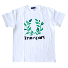 TRANSPORT LAUREL T-SHIRT WHITE
