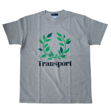 TRANSPORT LAUREL T-SHIRT GRAY