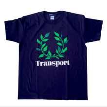 TRANSPORT LAUREL T-SHIRT NAVY