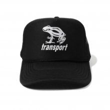 TRANSPORT FROG HIGH CROWN CAP BLACK