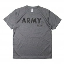 O3 RUGBY GAME wear & goods ARMY 7S dry TEE