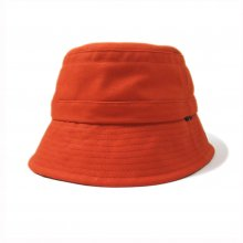 THE COLOR  HOOD BUCKET -orange-