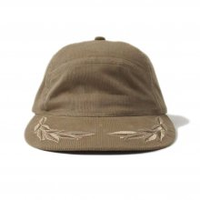 THE COLOR  THE LAUREL CAP -beige-