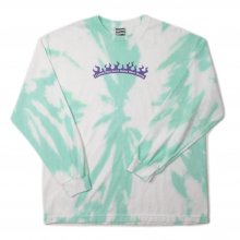 <img class='new_mark_img1' src='//img.shop-pro.jp/img/new/icons14.gif' style='border:none;display:inline;margin:0px;padding:0px;width:auto;' />SAYHELLO LOVE&HATE Tie-dye L/S TEE