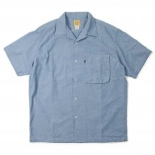 THE BLUEST OVERALLS  S/S CHAMBRAY