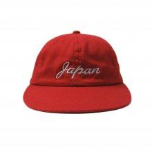 THE COLOR  JAPAN CAP -orange-