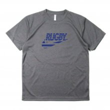<img class='new_mark_img1' src='//img.shop-pro.jp/img/new/icons14.gif' style='border:none;display:inline;margin:0px;padding:0px;width:auto;' />O3 RUGBY GAME wear & goods THE RUGBY BLACKS dry TEE -ash gray / navy-