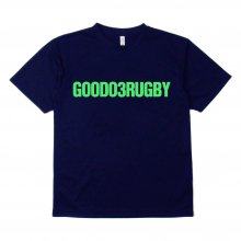 <img class='new_mark_img1' src='//img.shop-pro.jp/img/new/icons14.gif' style='border:none;display:inline;margin:0px;padding:0px;width:auto;' />O3 RUGBY GAME wear & goods GOODRUGBY dry TEE -navy / neon green-