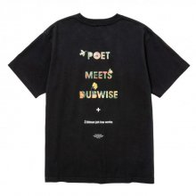 <img class='new_mark_img1' src='//img.shop-pro.jp/img/new/icons14.gif' style='border:none;display:inline;margin:0px;padding:0px;width:auto;' />POET MEETS DUBWISE New PMD T-Shirt -black-