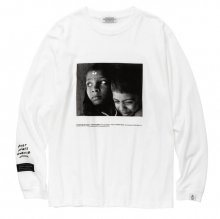 <img class='new_mark_img1' src='//img.shop-pro.jp/img/new/icons14.gif' style='border:none;display:inline;margin:0px;padding:0px;width:auto;' />POET MEETS DUBWISE G&B Photo Long Sleeve T-Shirt