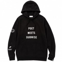 <img class='new_mark_img1' src='//img.shop-pro.jp/img/new/icons14.gif' style='border:none;display:inline;margin:0px;padding:0px;width:auto;' />POET MEETS DUBWISE New PMD Raglan Hoodie