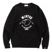 <img class='new_mark_img1' src='//img.shop-pro.jp/img/new/icons14.gif' style='border:none;display:inline;margin:0px;padding:0px;width:auto;' />POET MEETS DUBWISE Mintos Sweat -black-