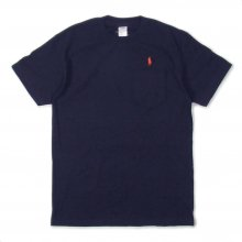 <img class='new_mark_img1' src='https://img.shop-pro.jp/img/new/icons14.gif' style='border:none;display:inline;margin:0px;padding:0px;width:auto;' />LOOKER IZA POCKET TEE -navy-