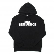 TRANSPORT STILL SEQUENCE HOODIE BLACK