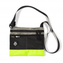 <img class='new_mark_img1' src='//img.shop-pro.jp/img/new/icons14.gif' style='border:none;display:inline;margin:0px;padding:0px;width:auto;' />RIDE BAG SACOSHE -gray rip × neon yellow-