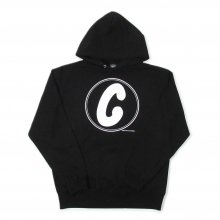 <img class='new_mark_img1' src='//img.shop-pro.jp/img/new/icons14.gif' style='border:none;display:inline;margin:0px;padding:0px;width:auto;' />CANDYRIM -wareline- CIRCLE C PULLOVER HOODIE -black-